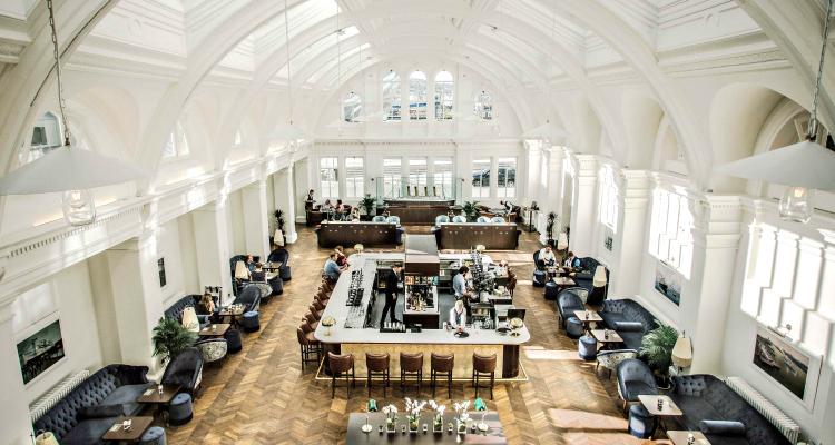 Titanic Afternoon Tea In Belfast | DesignMyNight