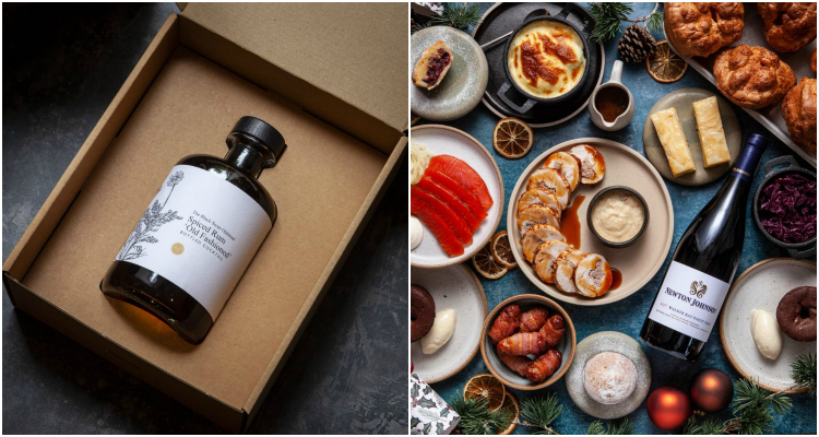 Tommy Banks Christmas Cocktail Delivery UK | DesignMyNight