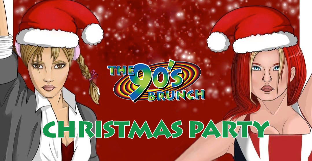 The 90s Brunch: Christmas Party