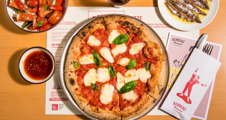 Berbere | South London Pizza Delivery | DesignMyNight