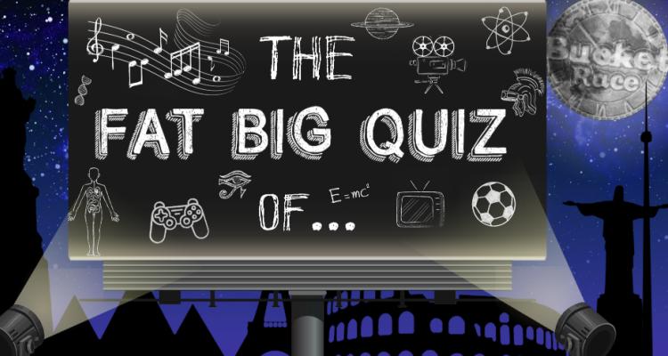 BucketRace | The Best Online Quizzes | DesignMyNight