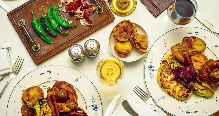 Fifty Cheyne | West London Roast Dinner Delivery | DesignMyNight
