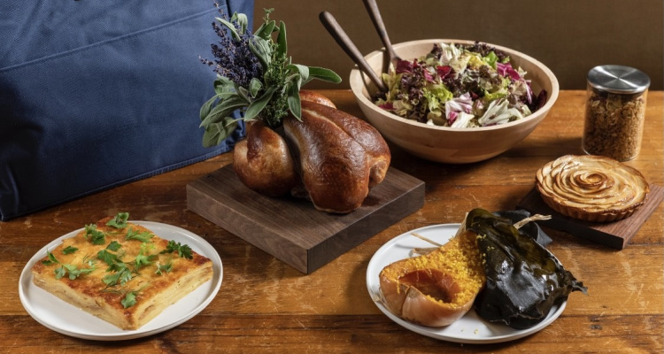 Davies And Brook | Fine Dining Sunday Roast Delivery | DesignMyNight