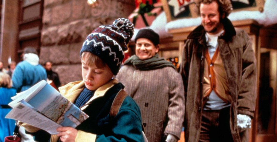 Christmas pop up cinema- Home Alone 2 Lost in New York