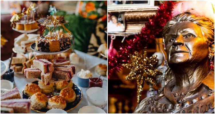 Little Nans | Quirky Christmas Restaurant Instagram | DesignMyNight