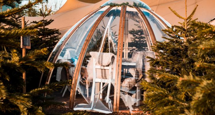 Winterland | London Pop-Up For Christmas Photo | DesignMyNight