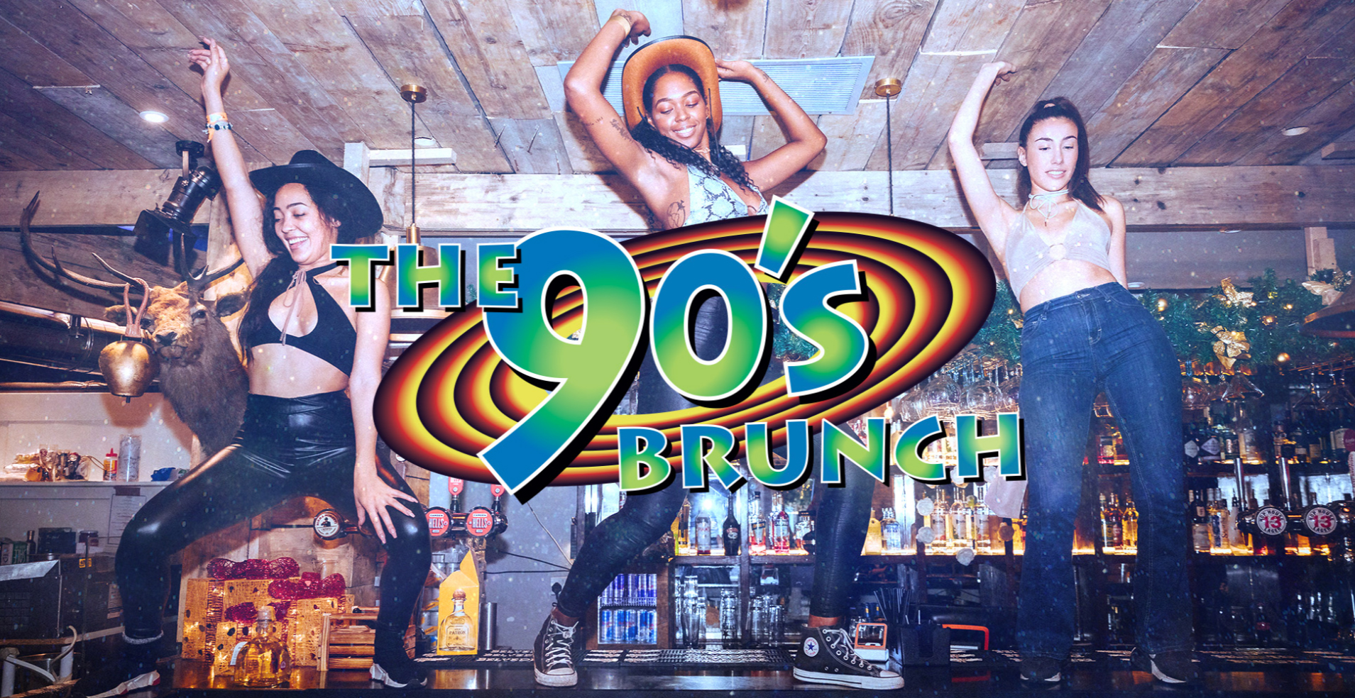 The 90's Brunch: Decemeber 4th