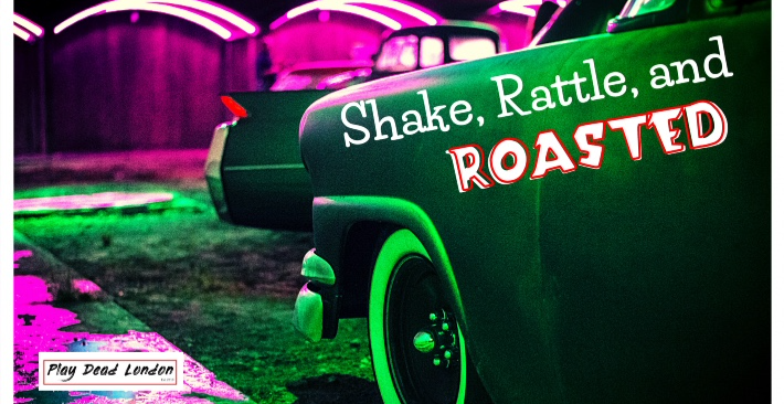 Shake, Rattle, and ROASTED! A 1950s Murder Mystery
