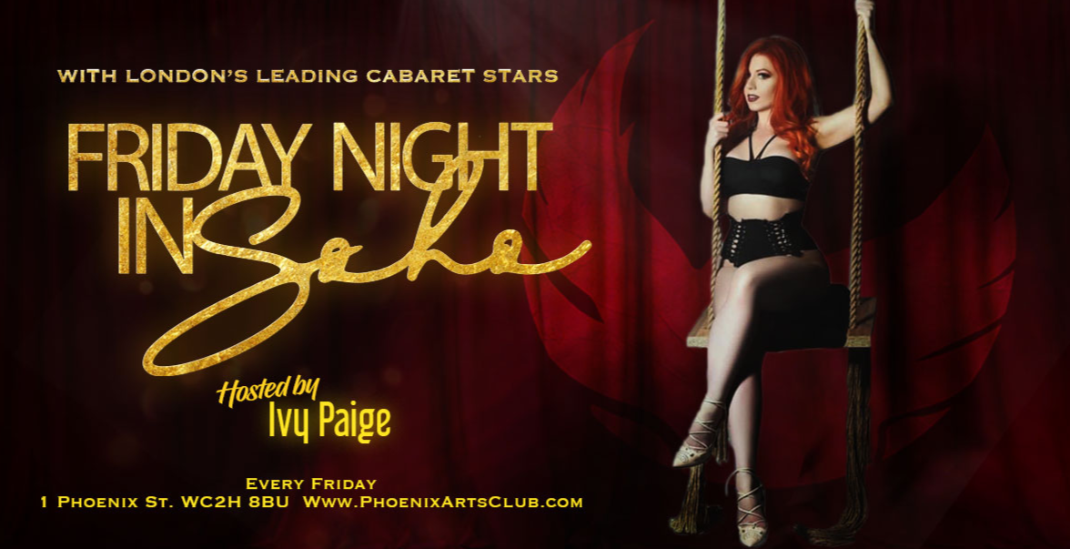 Friday Night in Soho: with London's Leading Cabaret Stars