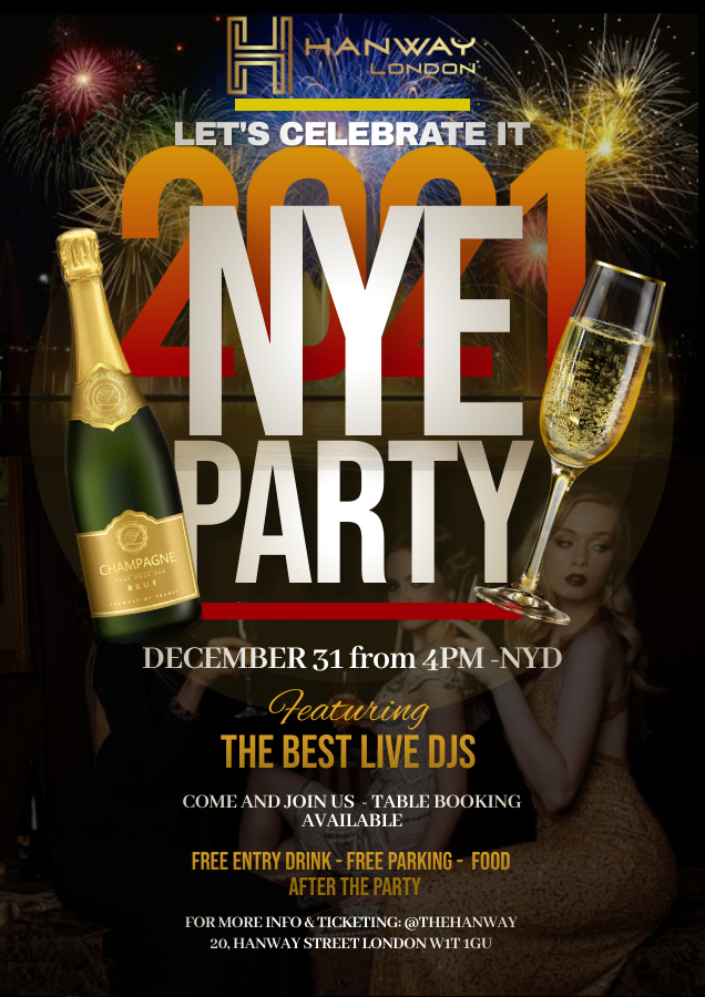 New Years Eve Special | London New Years Eve Party Reviews | DesignMyNight