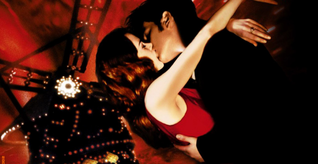 Valentines Cinema- Moulin Rouge
