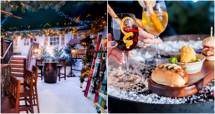 The Montague on the Gardens Ski Lodge Review London