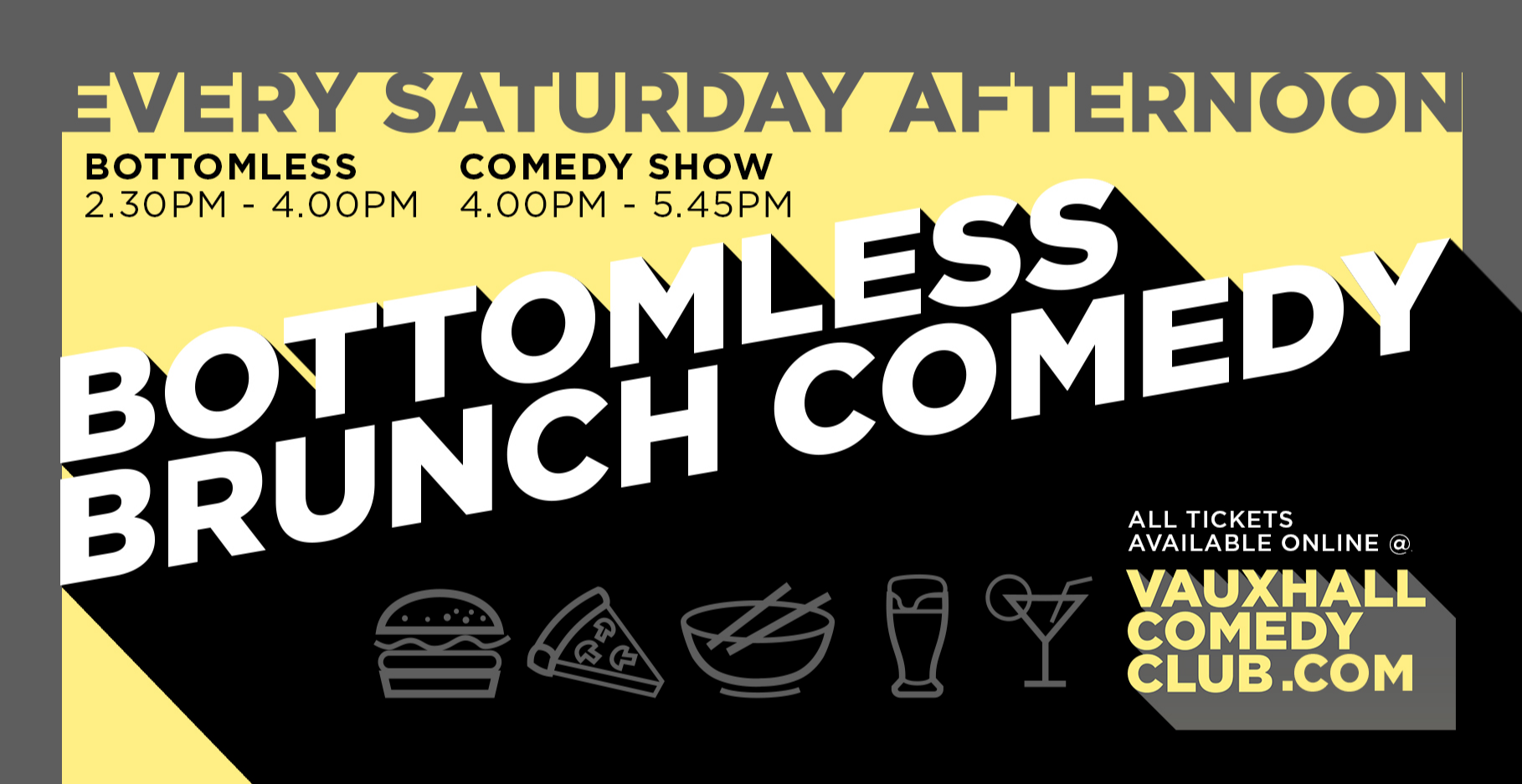 Bottomless Brunch Comedy
