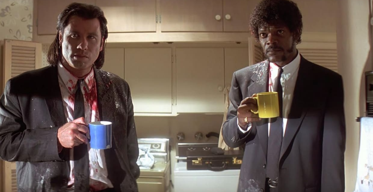 Valentines Cinema- Pulp Fiction