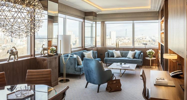 royal lancaster luxury hotel london
