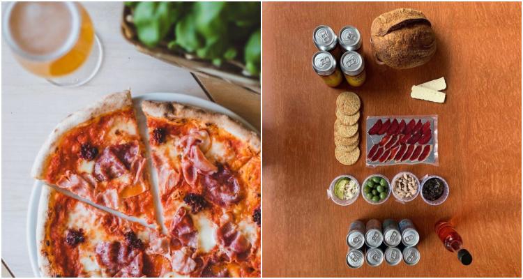 Depot Bakery DIY Pizza Kits Sheffield