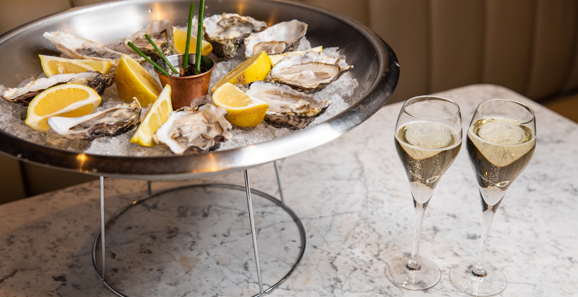 Oysters & Prosecco Takeaway Package