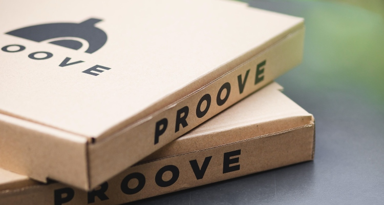 Proove Pizza Sheffield Cook At Home Delivery Kit
