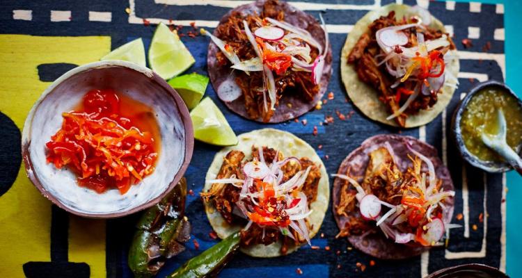 Breddos Tacos | Taco DIY Meal Kits London | DesignMyNight