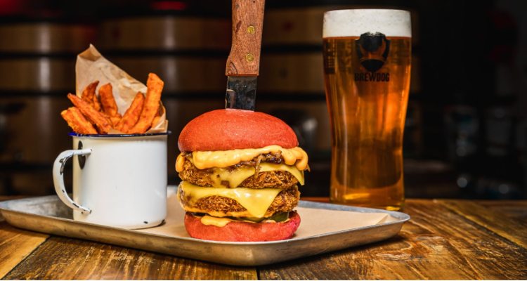 BrewDog | Vegan Beer And Burgers Manchester | DesignMyNight