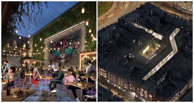 Cardiff Arcade Courtyard | Cardiff Bar News | DesignMyNight