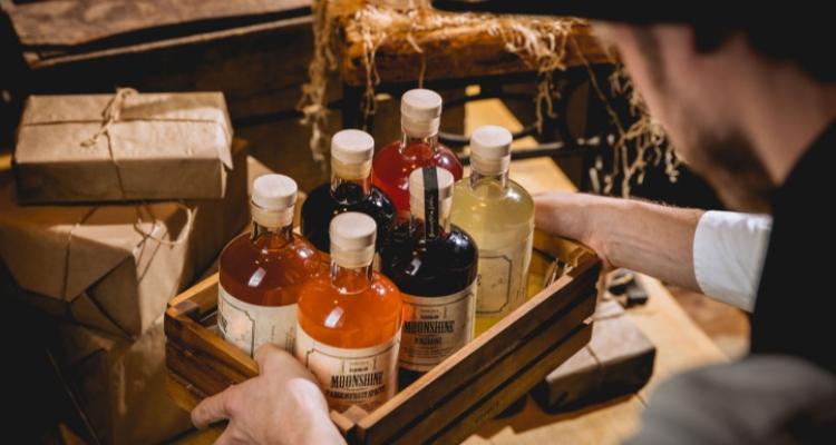 Cassidys | Order Cocktails Online Glasgow | DesignMyNight