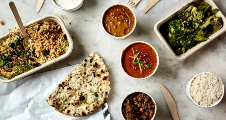 Dishoom | Manchester Vegan Curry Delivery | DesignMyNight