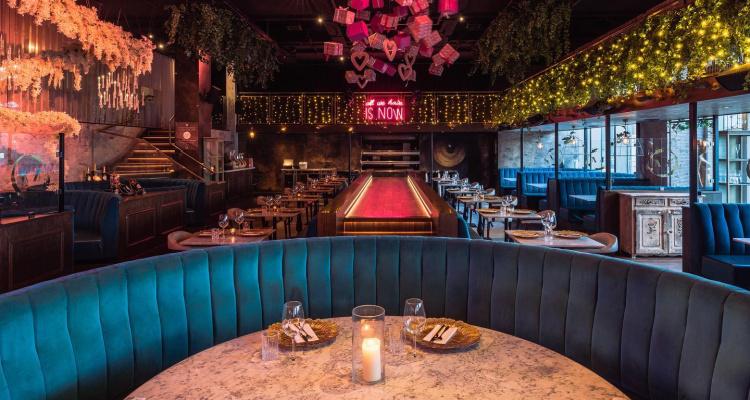 Menagerie Manchester Bar