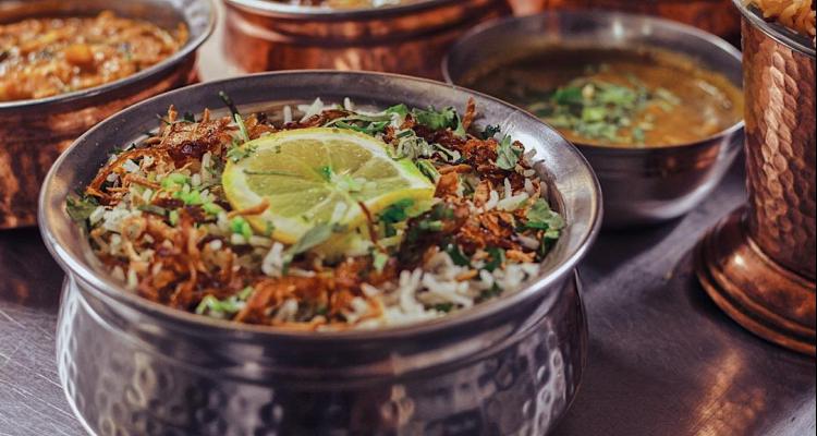 Mughli | Vegan Curry Delivery In Manchester | DesignMyNight