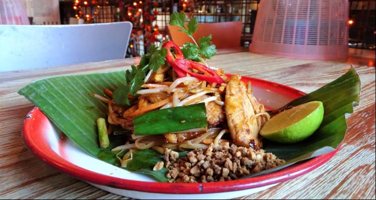 Thaikhun | Vegan Thai Takeaway Manchester | DesignMyNight