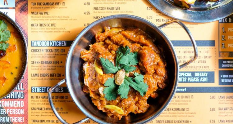 Indian delivery Edinburgh