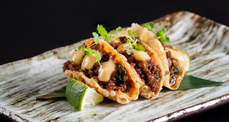 Sumosan Twiga | Taco Deliveries London | DesignMyNight