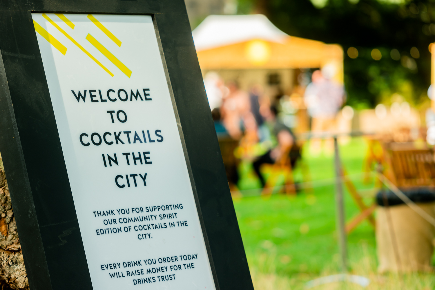 Cocktails in the City: Summer Series