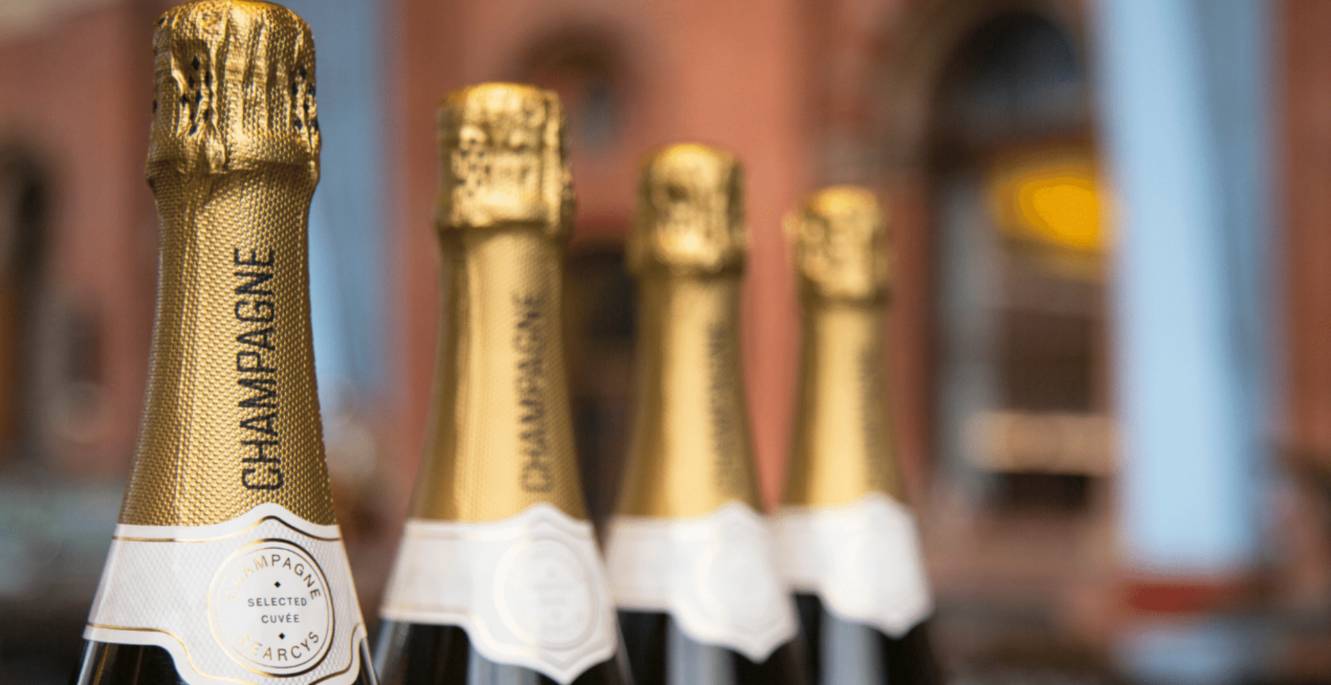 Searcys own Champagne | Delivering anywhere in the UK