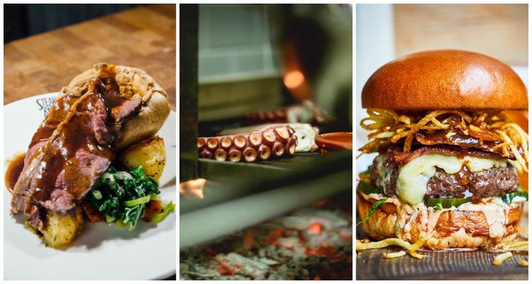 Steak of the Art, Pacos Tapas, Honest Burgers | Restaurant Delivery in Bristol | DesignMyNight