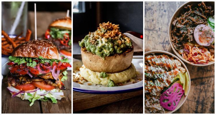 Burger Theory, Pieminister, Tsukemono | Bristol Food Delivery | DesignMyNight