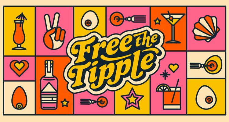 Free The Tipple - International Women's Day | London Events 2021| DesignMyNight