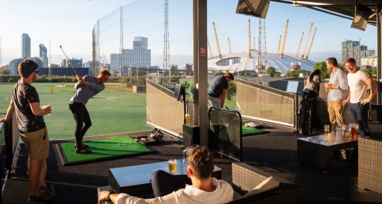 Greenwich Golf Experience   DesignMyNight