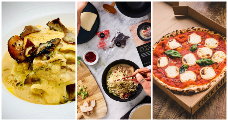 Gauthier, Shoryu, Homeslice | Best Vegetarian Meal Kits | DesignMyNight