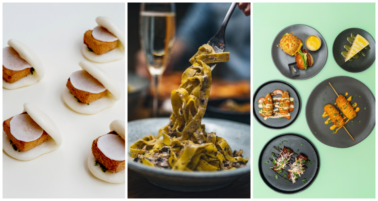 Bao, Passo, Biffs | Vegan Meal Kits London | DesignMyNight