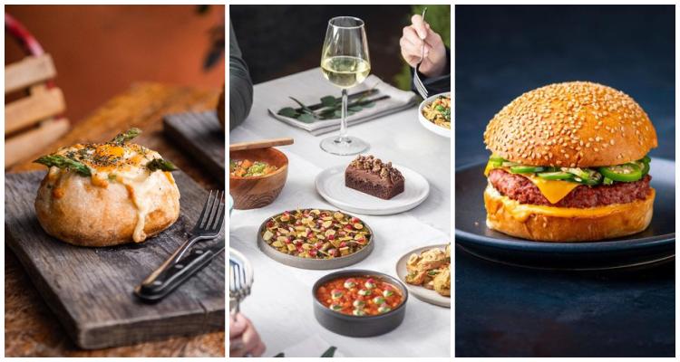 Barge House, Green Haus, Dirty Bones | Vegetarian Meal Kits London | DesignMyNight