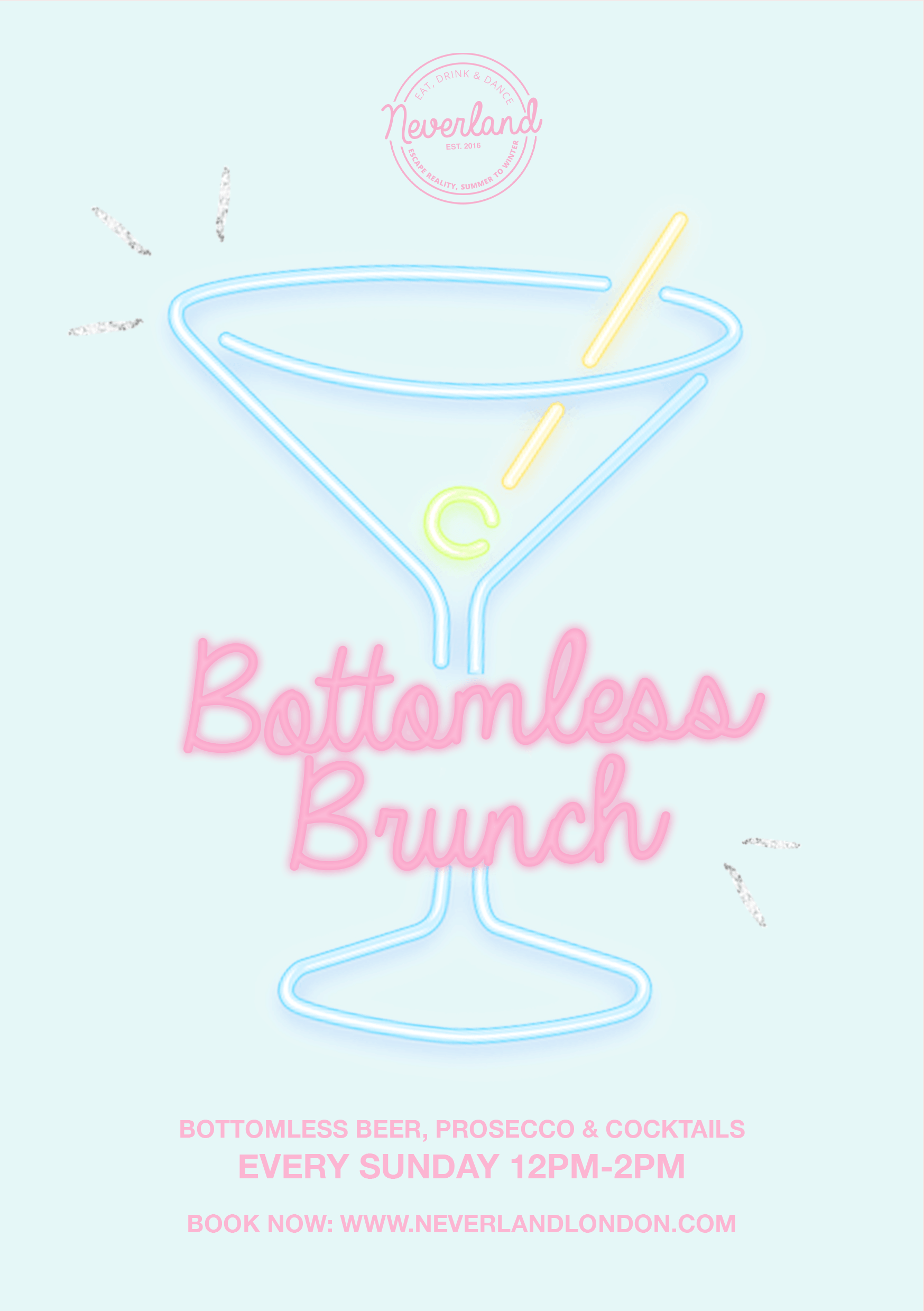 Beach Bottomless Brunch