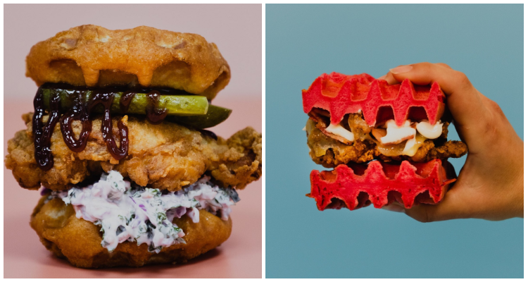 Bird Manchester | Where To Eat Chicken And Waffles | DesignMyNight