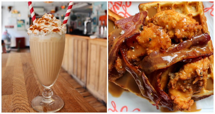 Home Sweet Home | Manchester Chicken And Waffles | DesignMyNight