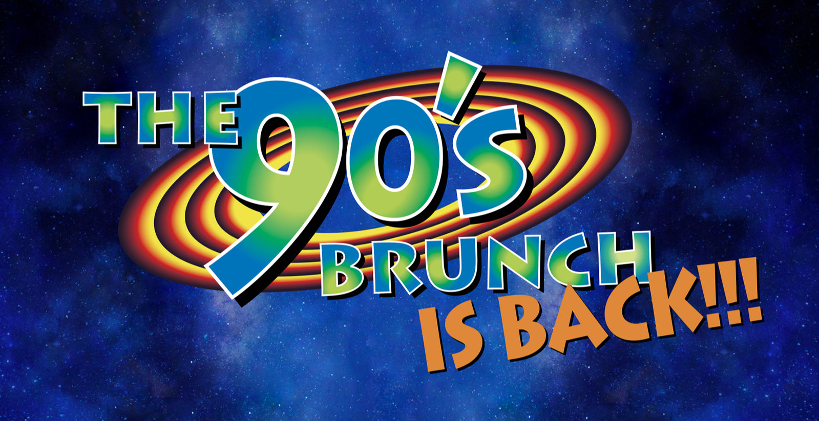 The 90's Brunch: July 3rd