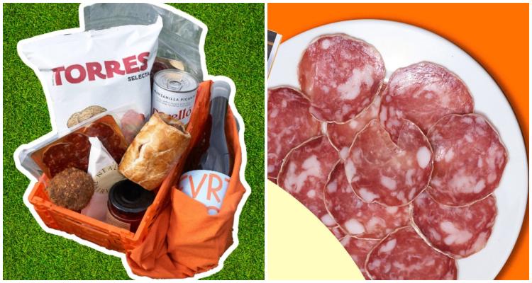 Top Cuvee picnic