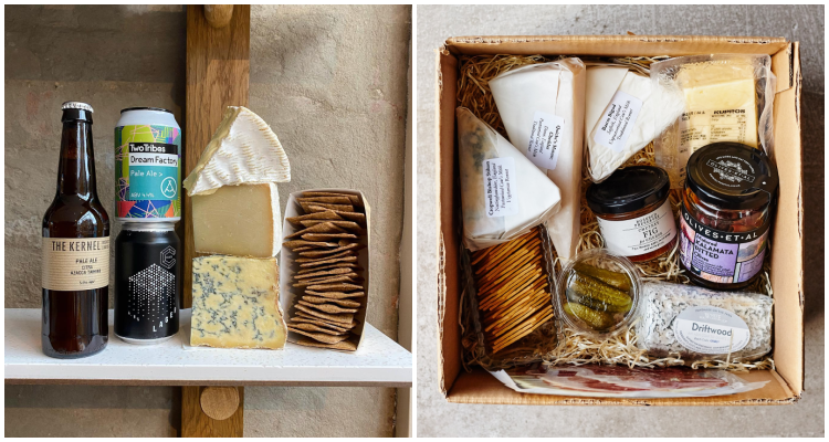 The Cheese Bar picnic