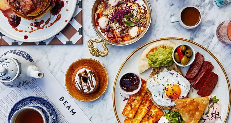 Cafe Beam Crouch End | DesignMyNight