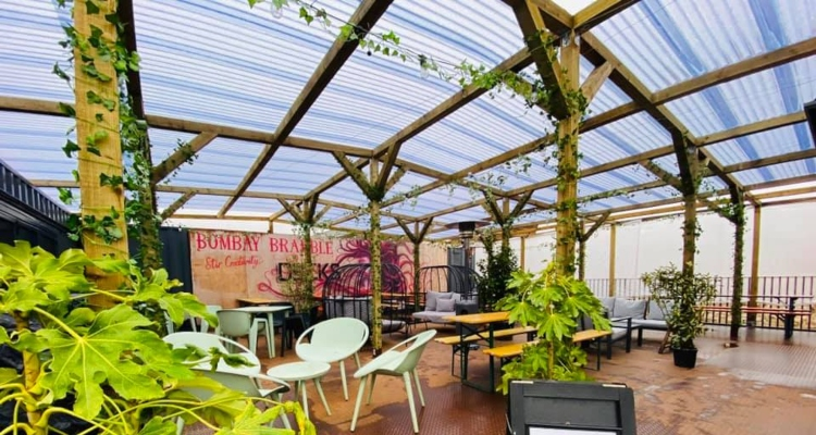 Decks Steelyard Kelham Island Rooftop Bar