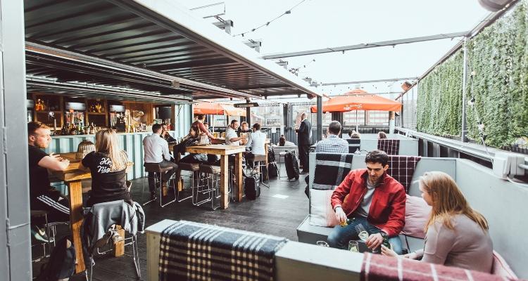 Inc Krynkl Sheffield Rooftop Bar